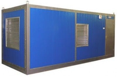Дизельный генератор ПСМ ADP-1000 в контейнере с АВР