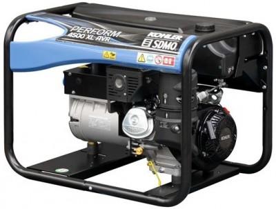 Бензиновый генератор SDMO PERFORM 4500 XL AVR