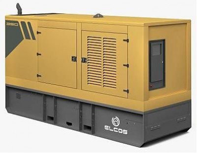 Дизельный генератор Elcos GE.CU.400/360.SS