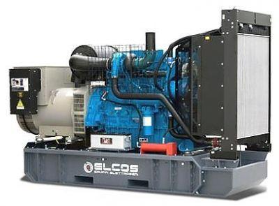 Дизельный генератор Elcos GE.PK.500/450.BF с АВР