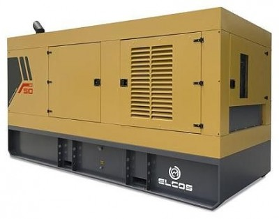 Дизельный генератор Elcos GE.MT.700/650.SS
