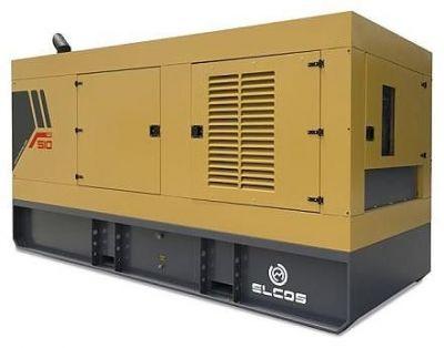 Дизельный генератор Elcos GE.DZ.390/350.SS с  АВР