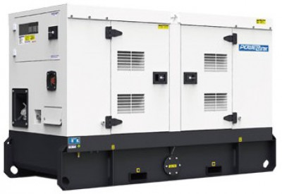Дизельный генератор Power Link WPS15S в кожухе
