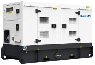 Дизельный генератор Power Link WPS15S в кожухе с АВР