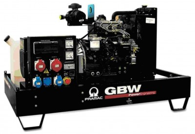 Дизельный генератор Pramac GBW 30 Y