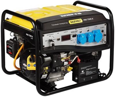 Газовый генератор Gazvolt Pro 7500 A 08