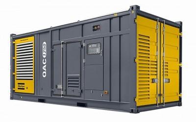 Дизельный генератор Atlas Copco QAC 1250
