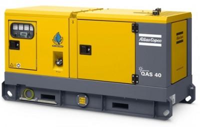 Дизельный генератор Atlas Copco QAS 40