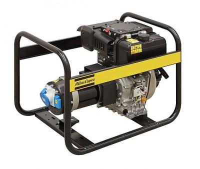Дизельный генератор Atlas Copco QEP 6