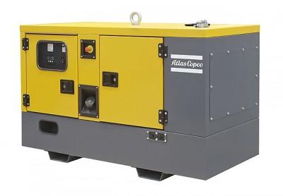 Дизельный генератор Atlas Copco QES 9 с АВР