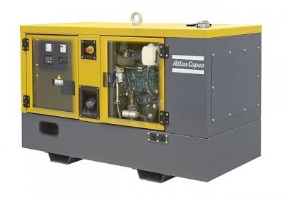 Дизельный генератор Atlas Copco QES 200