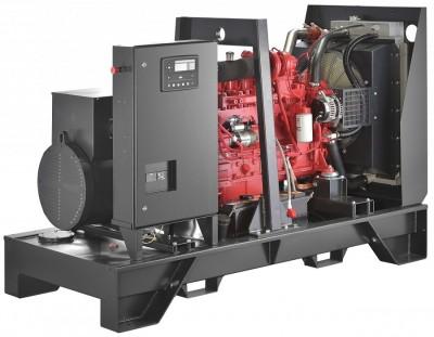 Дизельный генератор Atlas Copco QI 470