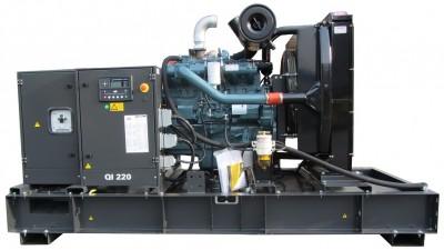 Дизельный генератор Atlas Copco QI 220