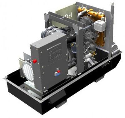 Дизельный генератор Atlas Copco QIS 10 230V