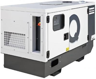 Дизельный генератор Atlas Copco QIS 25 в кожухе с АВР