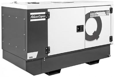Дизельный генератор Atlas Copco QIS 35 в кожухе