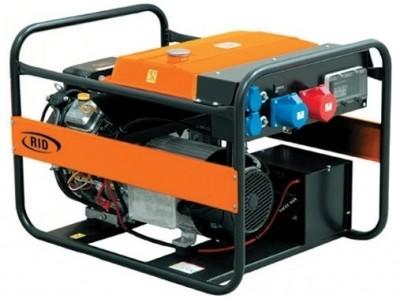 Бензиновый генератор RID RH 13540 ER