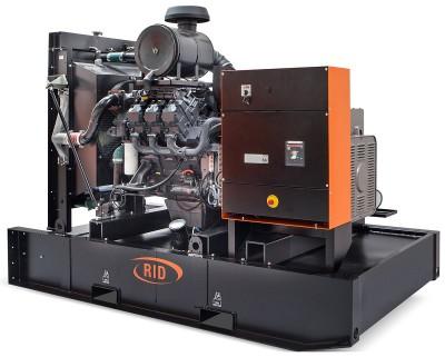 Дизельный генератор RID 350 S-SERIES с АВР