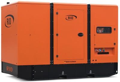 Дизельный генератор RID 350 S-SERIES S