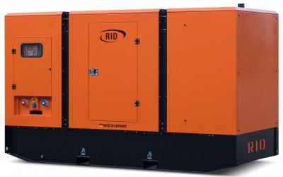 Дизельный генератор RID 200 C-SERIES S с АВР