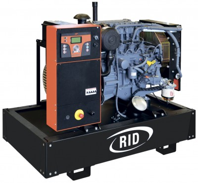 Дизельный генератор RID 30/1 S-SERIES