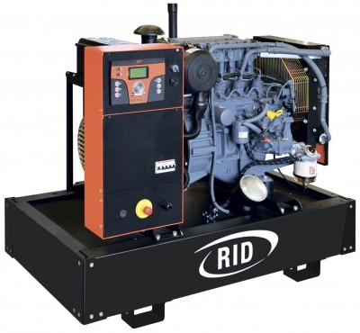 Дизельный генератор RID 15 S-SERIES с АВР