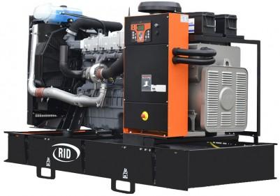 Дизельный генератор RID 200 S-SERIES с АВР