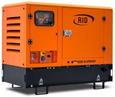 Дизельный генератор RID 40 E-SERIES S с АВР