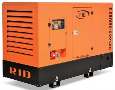 Дизельный генератор RID 60 S-SERIES S