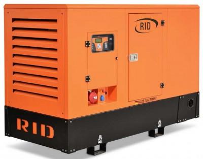 Дизельный генератор RID 80 S-SERIES S
