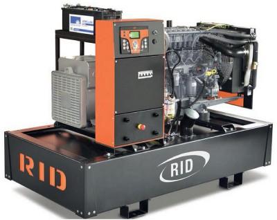 Дизельный генератор RID 80 C-SERIES