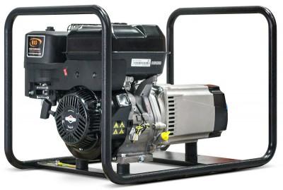 Бензиновый генератор RID RS 5001 E