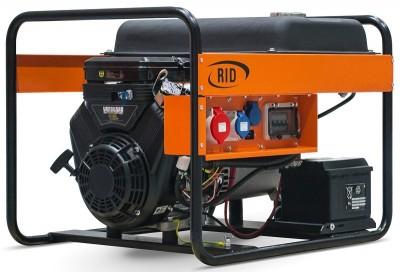 Бензиновый генератор RID RV 9540 AE
