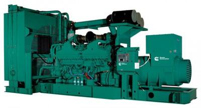 Дизельный генератор Cummins C2250D5 с АВР