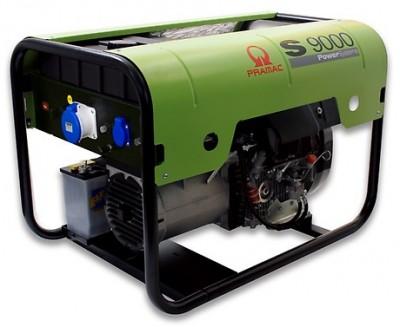 Дизельный генератор Pramac S9000 с АВР