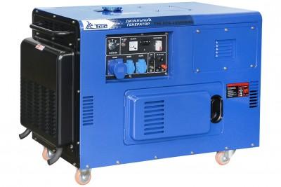 Дизельный генератор ТСС SDG 10000EHS с АВР