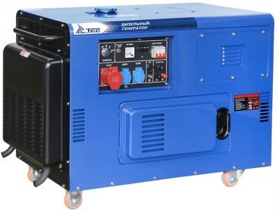 Дизельный генератор ТСС SDG 12000EHS3 с АВР