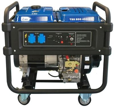Дизельный генератор ТСС SDG 4500EH