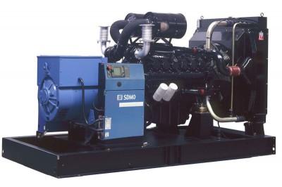 Дизельный генератор SDMO D300