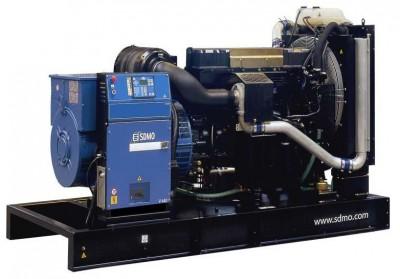 Дизельный генератор SDMO D440 с АВР
