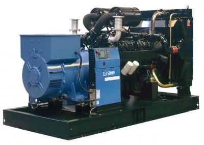 Дизельный генератор SDMO D700 с АВР