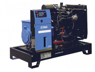 Дизельный генератор SDMO J88K