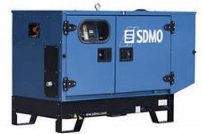 Дизельный генератор SDMO K 16-IV с АВР