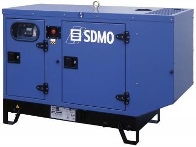 Дизельный генератор SDMO K 26M-IV