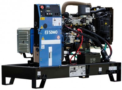 Дизельный генератор SDMO K 26M