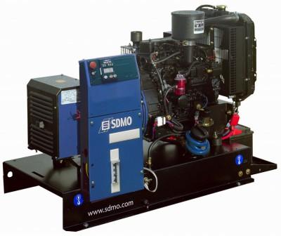 Дизельный генератор SDMO T 12HK