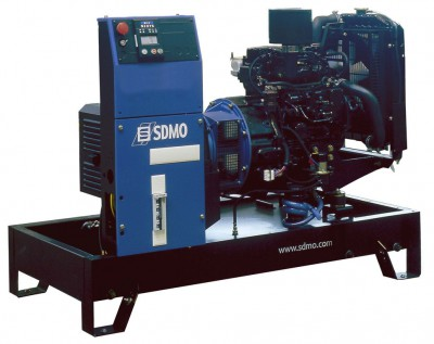 Дизельный генератор SDMO T 12K с АВР