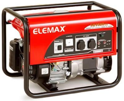 Бензиновый генератор Elemax SH 5300 EX-R