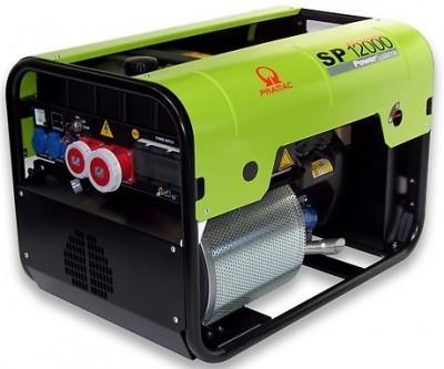 Бензиновый генератор Pramac SP 12000