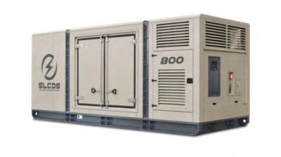 Дизельный генератор Elcos GE.CU.890/800.SS с АВР